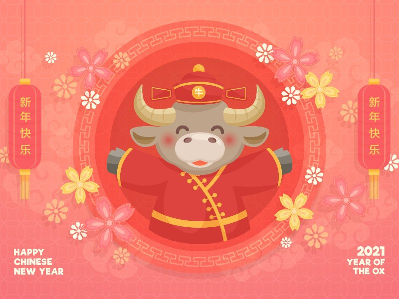 2021 Chinese Zodiac Your Horoscope And Lucky Colour For The Ox Year