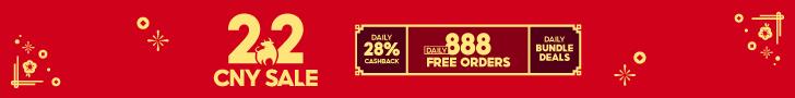 CNY Sale 2021 - Shopee Singapore