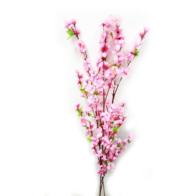 cherry blossom chinese new yeasr decoration idea