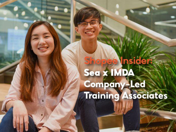 Sea x IMDA - Shopee Company-Led Training Programme Associates