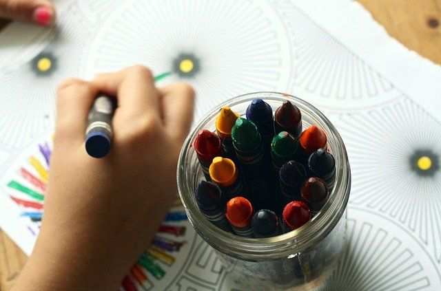 benefits of colouring books for kids