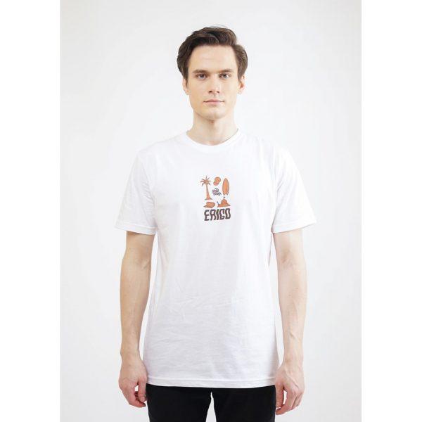 ox feng shui colours white erigo sand castle t-shirt